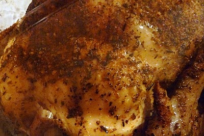 Faux-tisserie Chicken - moist chicken in the crockpot, an essential for any recipe.