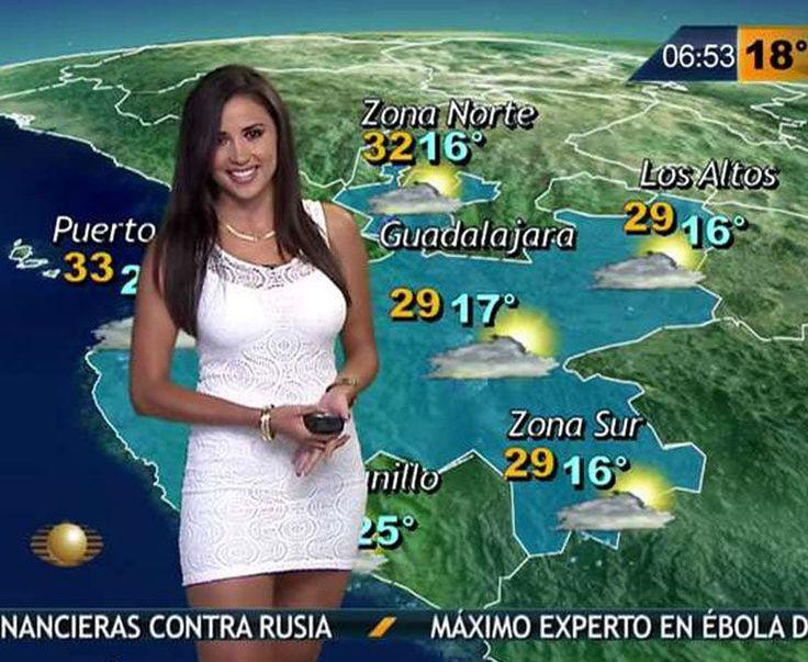 Latina Weather Girls Nude