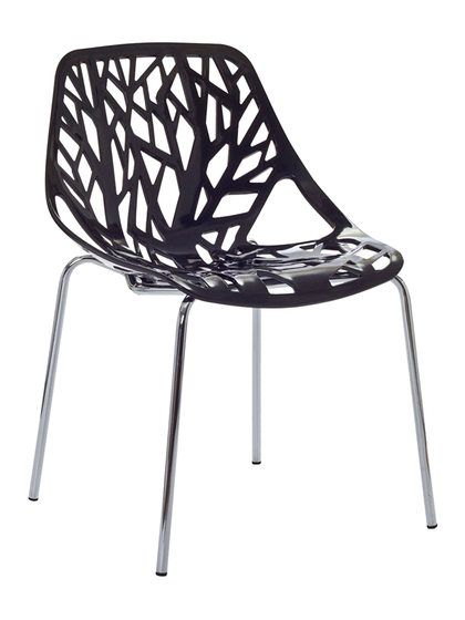 Stencil Dining Side Chair by Pearl River Modern NY at Gilt