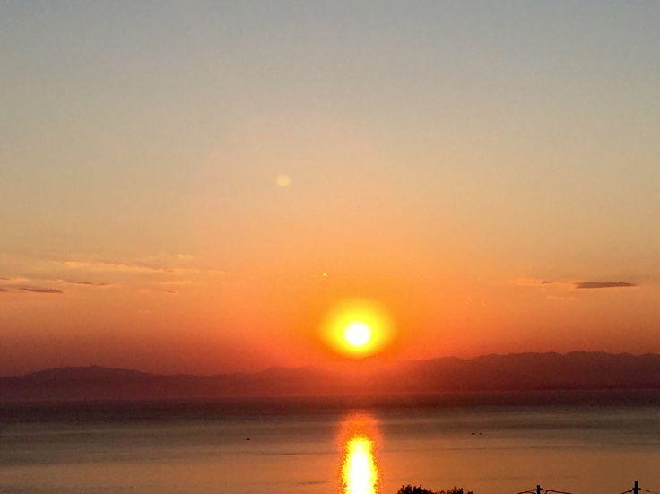 July's sunset / Messinia Greece