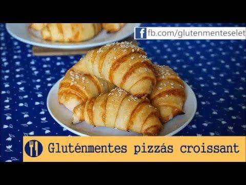 Gluténmentes pizzás croissant I *Gluténmentes élet* - YouTube