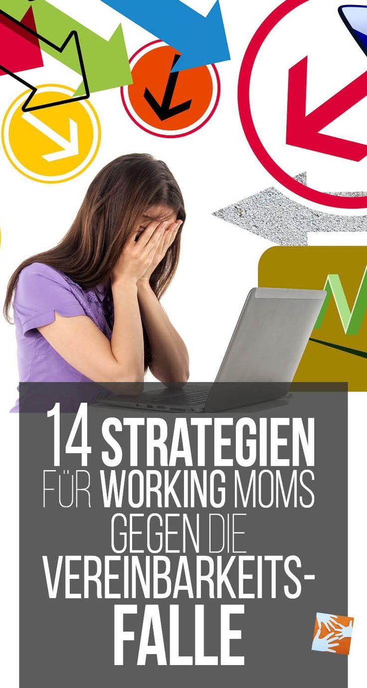 Strategien für Working Mums: So gelingt der Spagat zwischen Job und Familie