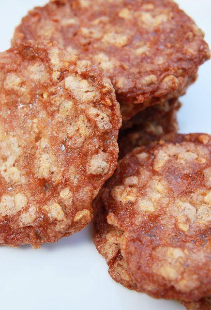 La Cuisine de Bernard : Les Craquants au Caramel et aux Noisettes