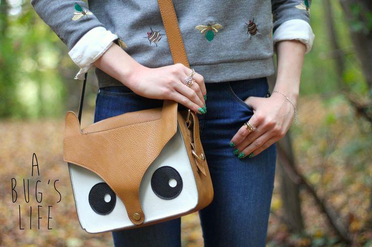 Slanelle Style - Blog mode, musique, DIY, deco, food: A bug's life