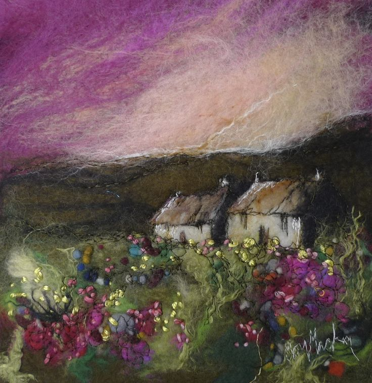 Rose Cottage by Moy Mackay