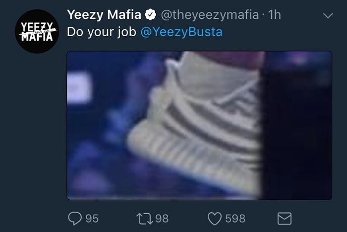 Stormzy Gets Called out for Wearing Fake YEEZYs #thatdope #sneakers #luxury #dope #fashion #trending