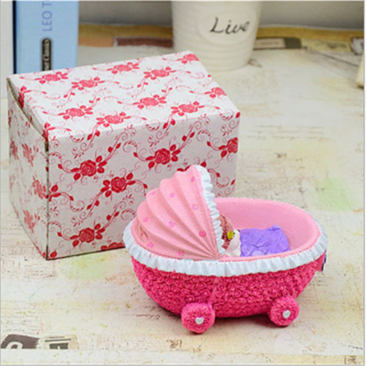 >> Click to Buy << Retail 1 Piece Cute Baby Money Box Figurines Resin Doll Storage Piggy Bank Gift For Friend Kid Birthday Gift  #Affiliate