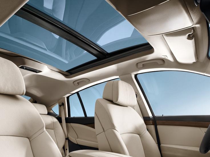 BMW 5 GT Interieur