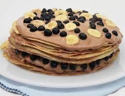 Paleocsinta vagy gofri torta- paleovital