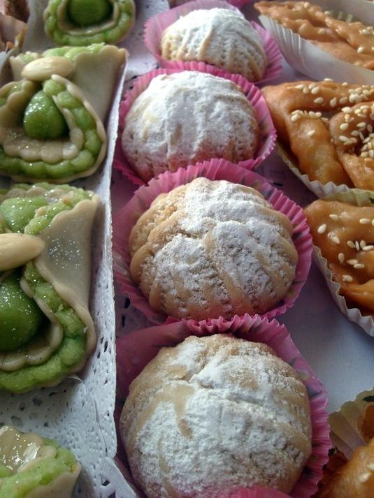 Mghabar (Algerian sweet)
