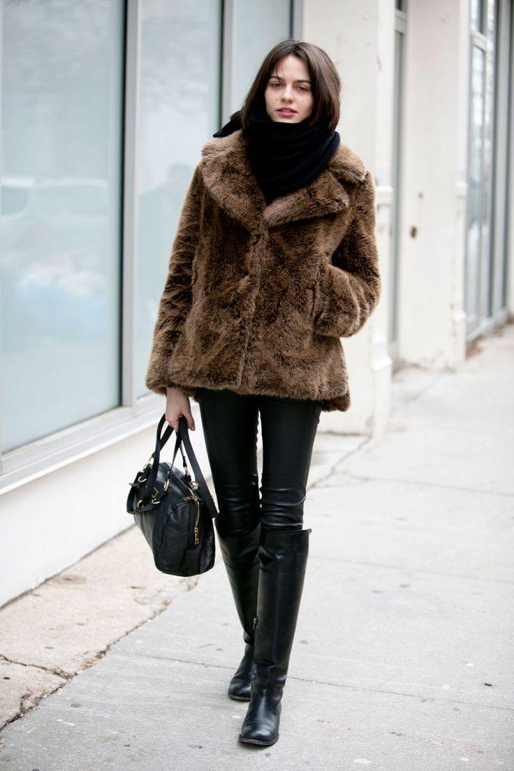 Street Chic: New York Fashion Week