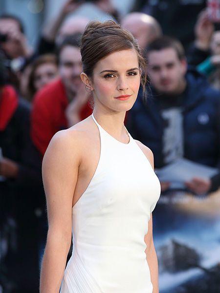 Emma Watson / 2014年3月31日撮影 / 英国はロンドンにあるオデオン・レスタースクエアで行われた、映画『Noah(邦題:ノア 約束の舟)』プレミアに出席したエマ・ワトソン