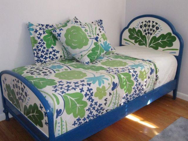70s marimekko bedding set quilt sheets