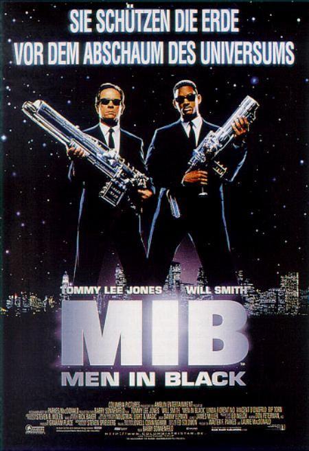 Poster zum Film: Men in Black