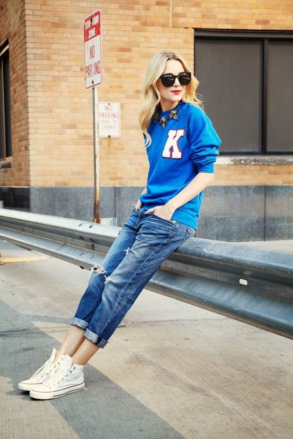 40 Style-Forward Sneaker Outfits to Copy Now