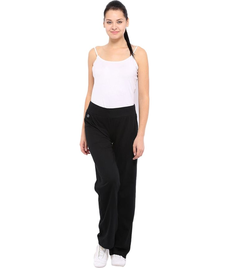 Loved it: Puma Black Polyester Regular Trackpant, http://www.snapdeal.com/product/puma-black-polyester-regular-trackpant/684167762667