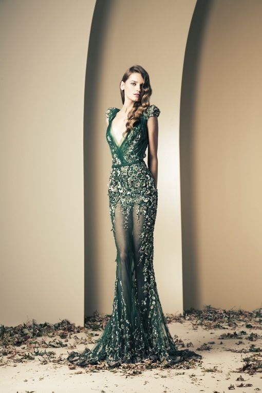 31 Ziad Nekad Haute Couture Fall-winter 2013-2014