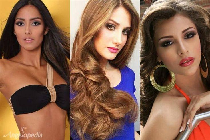 Miss Venezuela 2015 Top 5 Favourites
