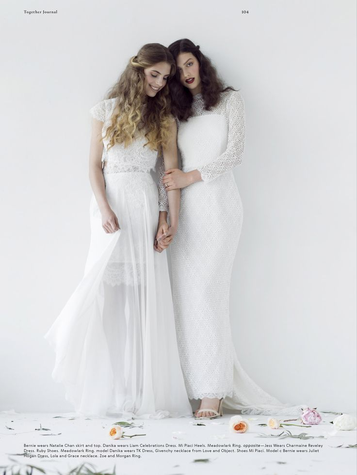 Natalie Chan's 'Kiki' dress (left) as seen in Together Journal