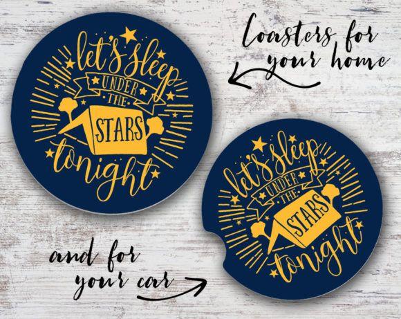 Letssleepunderthestarstonightcoaster Sleeping Under The Stars