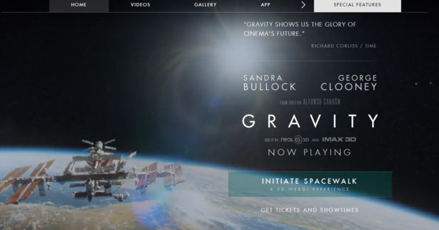 10 excellent video-embedded landing pages | Econsultancy
