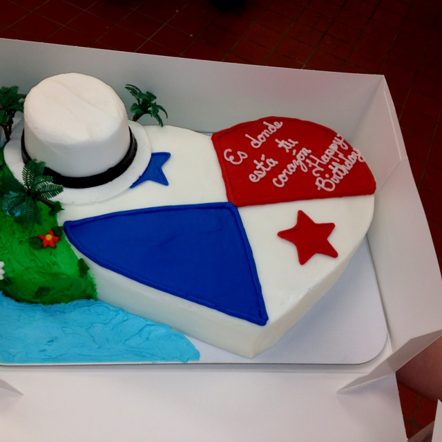 Panamanian Birthday Cake For My Boyfriend's Surprise Party
