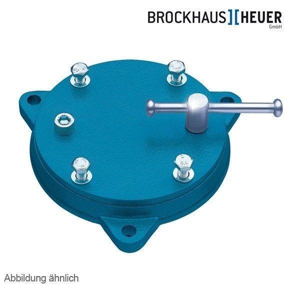 Brockhaus Heuer Drehteller für Schraubstock 140 mm  | eBay