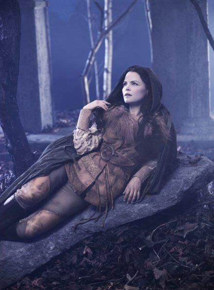 Snow White from Once Upon a Time.