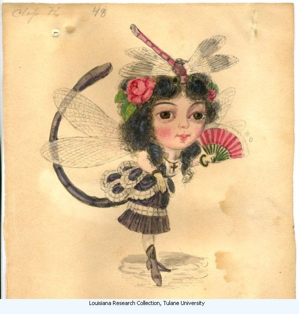 Image result for mardi gras  dolls 2018 public domain