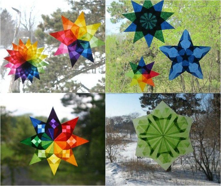 verschiedene Muster und Farbkombinationen