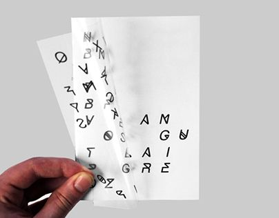 """Check out this @Behance project: """"Angulaire Font"""" https://www.behance.net/gallery/16600787/Angulaire-Font"""