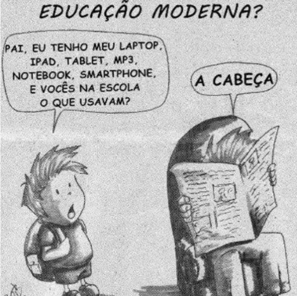 Educação moderna?!?!