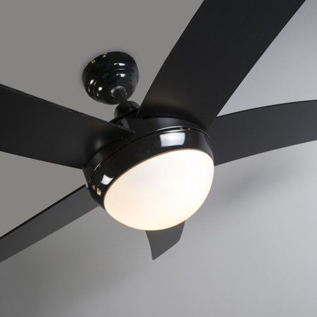 Ceiling Fan Cool 52 Black