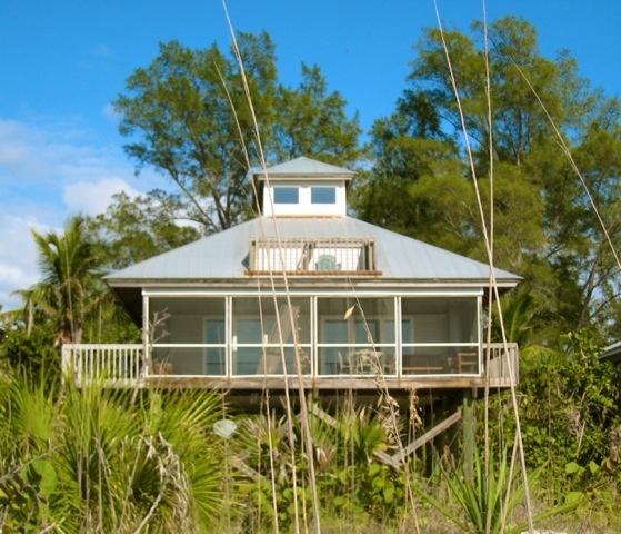 Hibiscus House Little Gasparilla Island