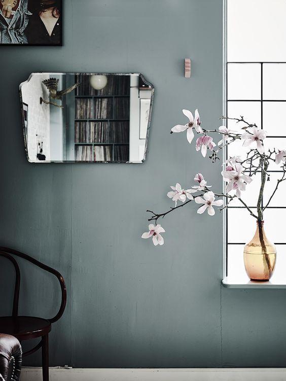 @annacateu0027s Stunning Home For Sale (Scandinavian Love Song). Wall ColorsLiving  Room Wall ColoursInterior ...