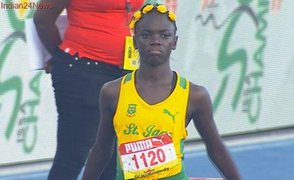 Jamaica unearth another Usain Bolt