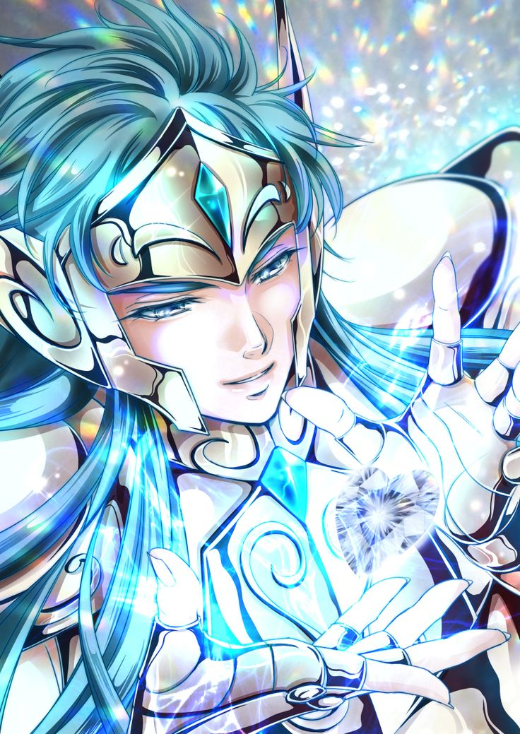 Saint Seiya - Aquarius