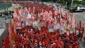 Μεγαλειώδης κινητοποίηση στην Ινδονησία