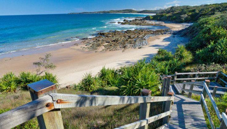 Camp Spots – Destination Minnie Water Northern NSW