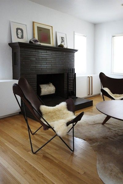 17 meilleures id es propos de murs en briques peints sur pinterest brique blanchie la. Black Bedroom Furniture Sets. Home Design Ideas