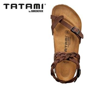 Tatami Yara Oiled Leather Sandal