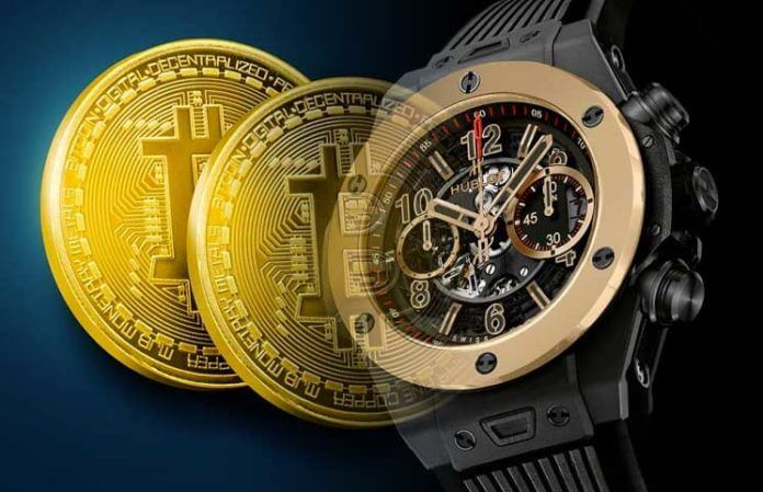 Buy Luxury Watches With Bitcoins