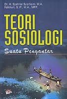 Judul Buku : Teori Sosiologi  Suatu Pengantar