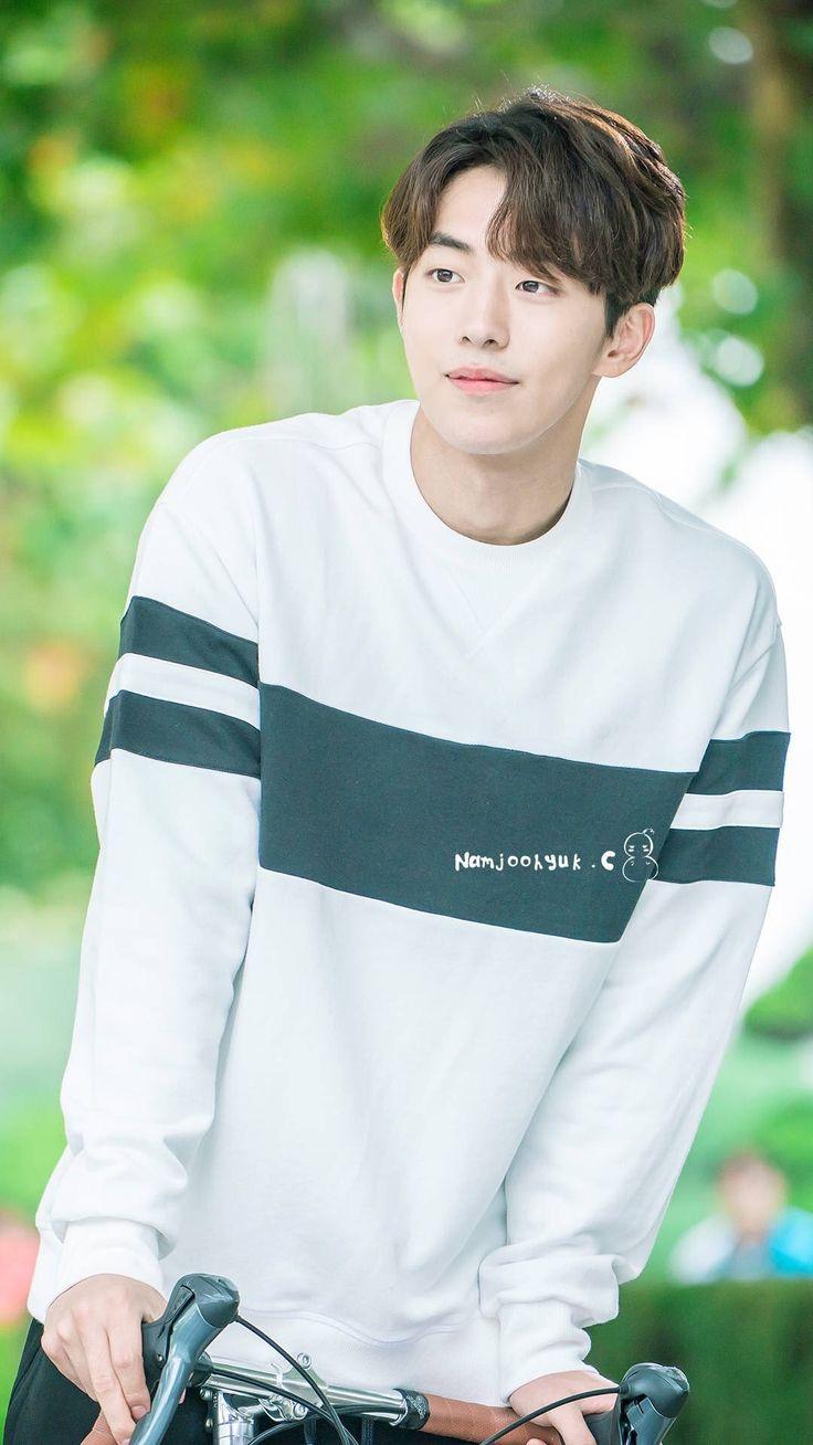 Nam joo hyuk. Love him