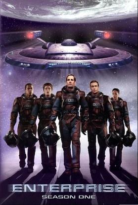 First Details Enterprise S1 Blu-Ray Bonus Features + Rumoured Release Date!
