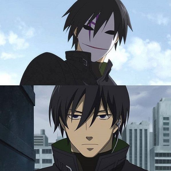 Do You Like Darker Than Black I Recommend It Black Darker Recommend Anime Character Drawing Anime Guys