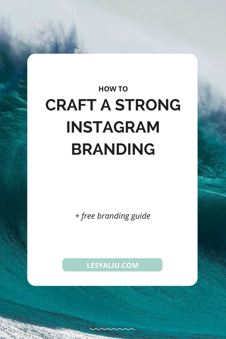 A strong Instagram branding is the cornerstone of your success on this platform. Learn to craft a recognizable consistent look of Instagram posts.