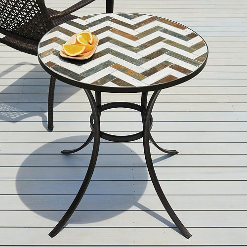 Shop Our Entire Selection Of Outdoor Furniture, Like This SONOMA Goods For  Life Mosaic Bistro Table, At Kohlu0027s.