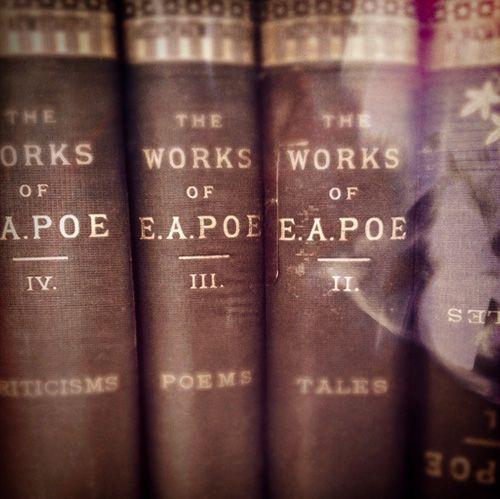 edgar allen poe: Books Worth Reading, E A Poe, Alan Poe, Edgar Allan Poe, Poe S Work, Edgar Allen Poe, Favorite Author