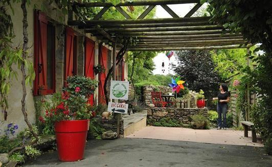 Location Camping à la ferme - location chambres d'hôtes en Vendée (85) proche Puy du Fou et la Roche sur Yon - Accueil paysan - La Maison Neuve - La Ferrière